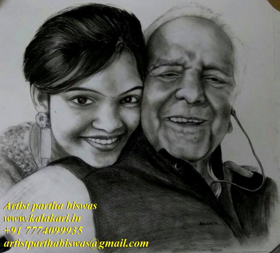 Grand father paintings