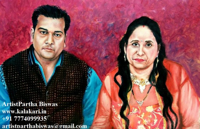 couple painting gift