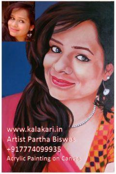 Acrylic on canvas 227